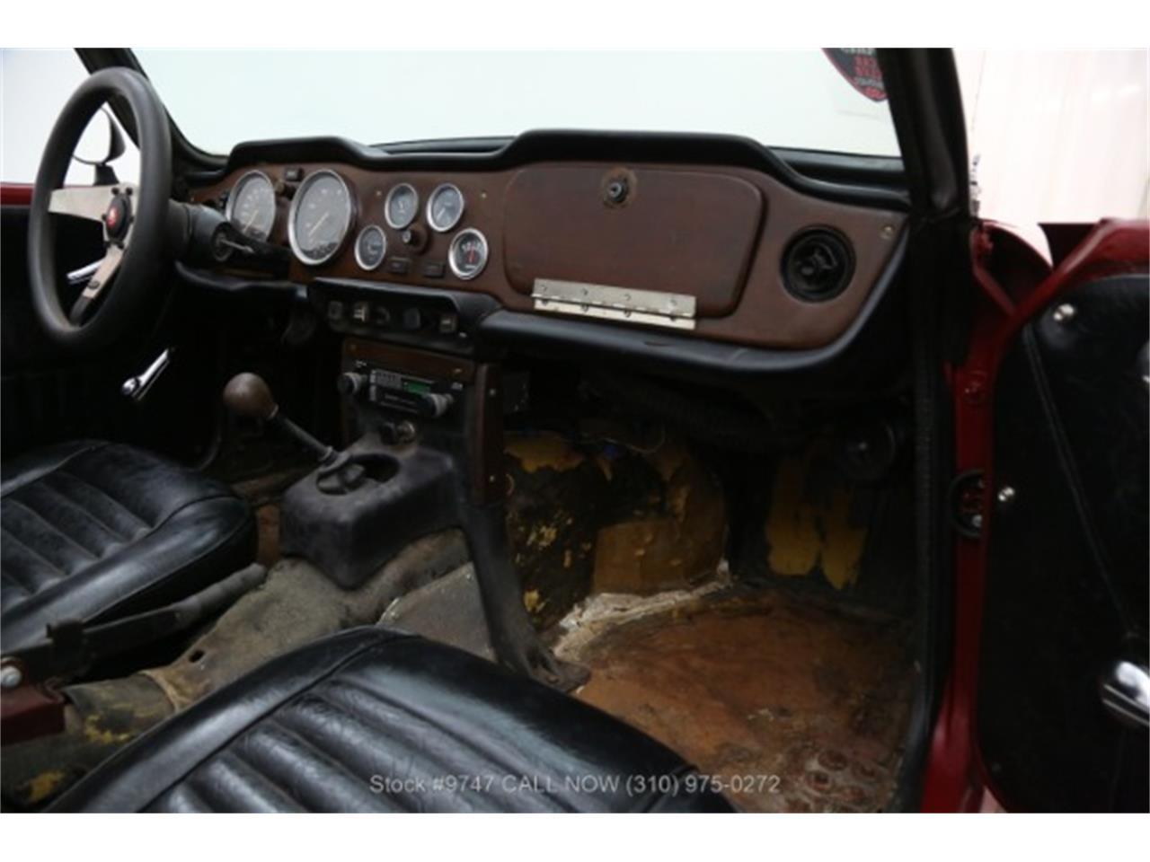 Large Picture of Classic '73 Triumph TR6 - $3,950.00 - QI3K