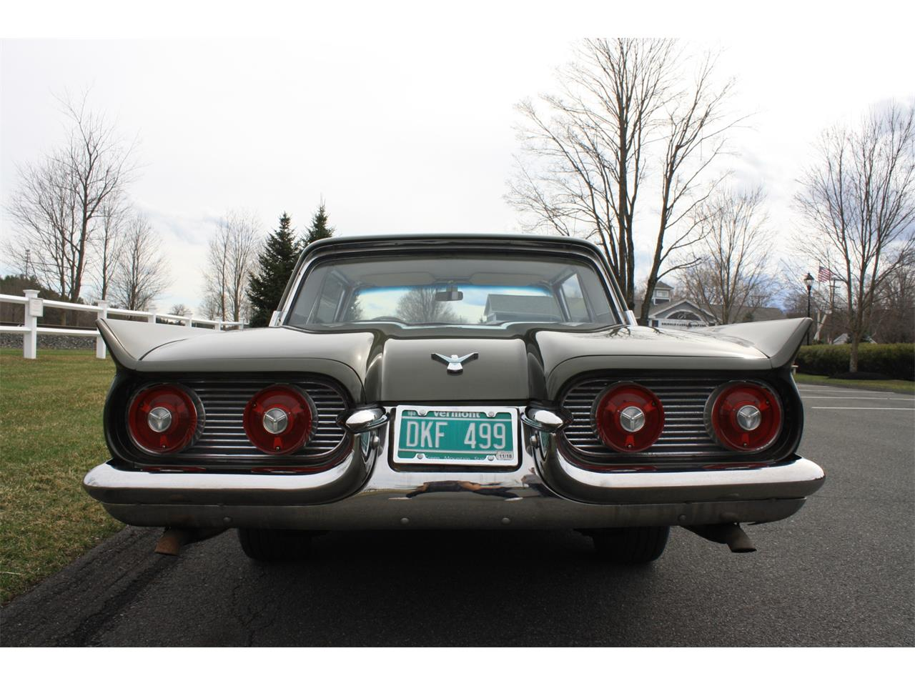 Large Picture of 1959 Ford Thunderbird Auction Vehicle Offered by Bring A Trailer - QI4M