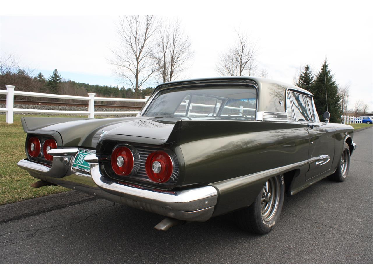 Large Picture of '59 Ford Thunderbird located in Vermont - QI4M