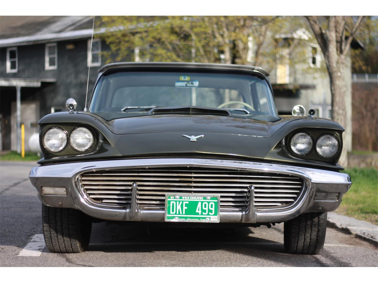 Large Picture of '59 Ford Thunderbird located in Vermont Auction Vehicle Offered by Bring A Trailer - QI4M