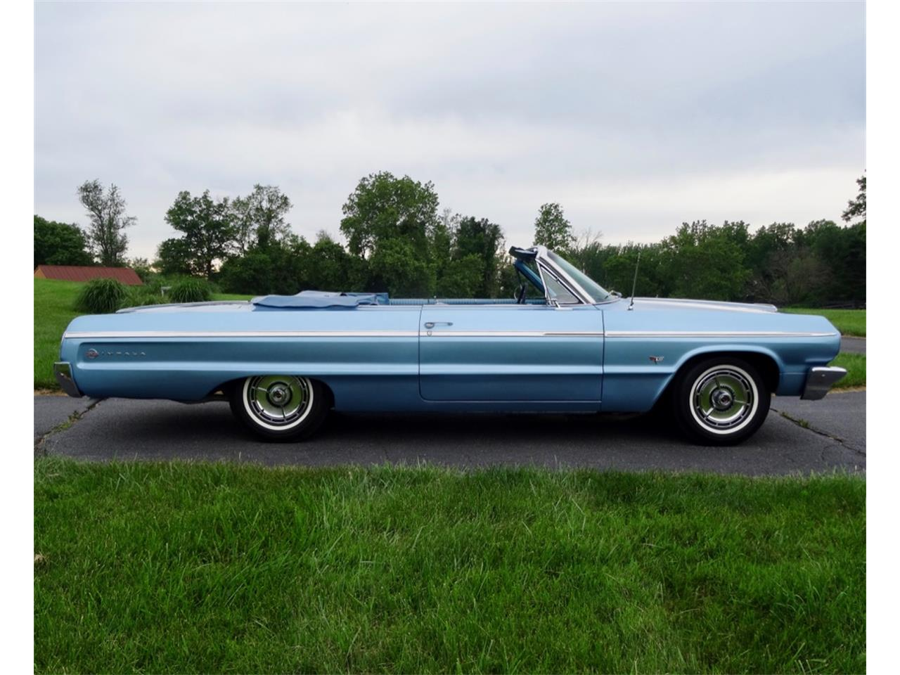 Large Picture of '64 Impala - QI5C