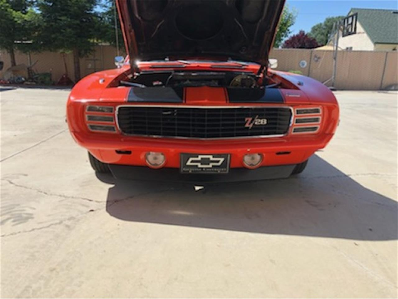 Large Picture of '69 Camaro RS Z28 - QI5N