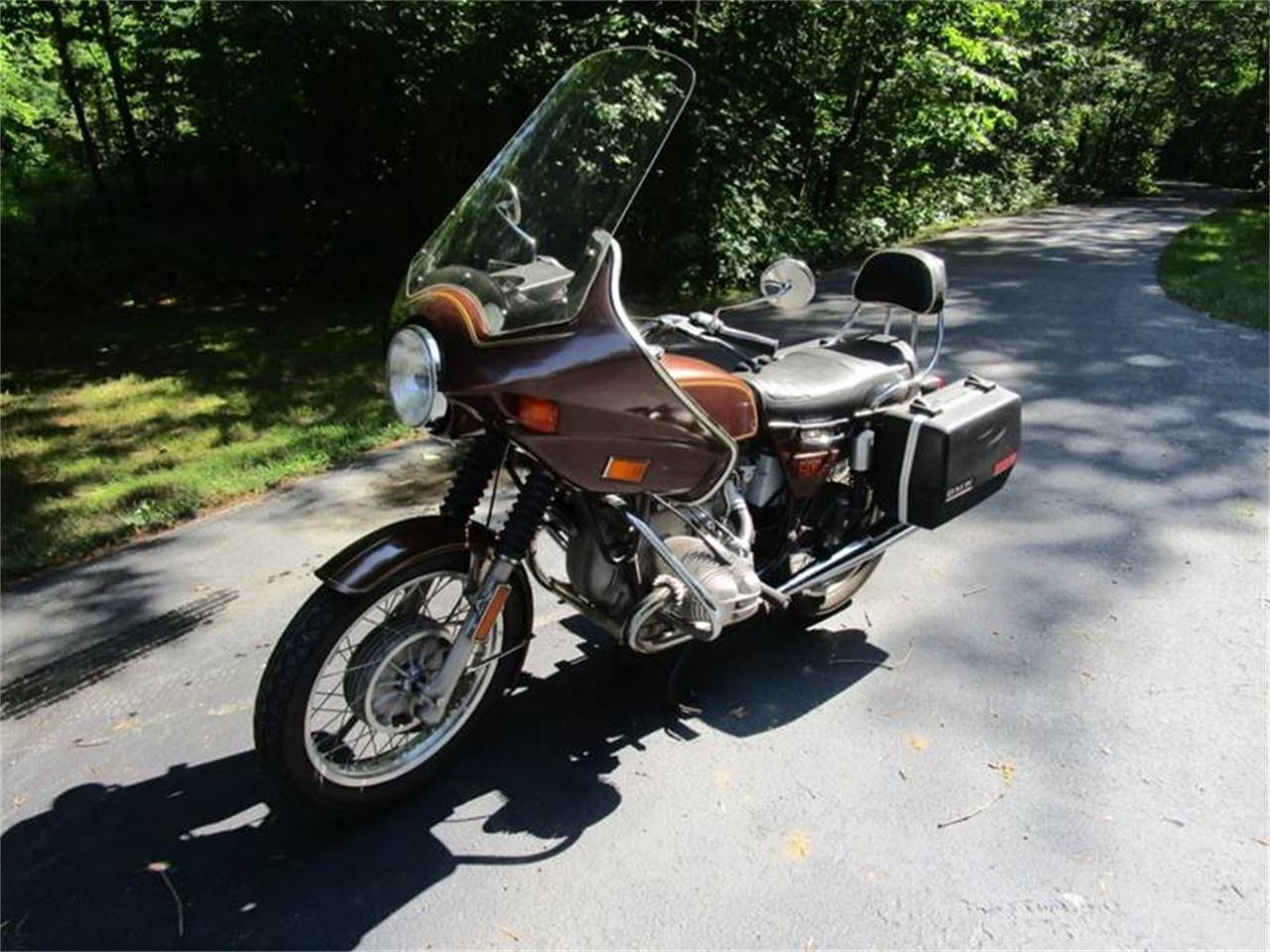 Large Picture of '76 Motorcycle - QI5W