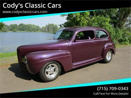 Picture of Classic '41 Ford Super Deluxe located in Stanley Wisconsin Offered by Cody's Classic Cars - QI5X