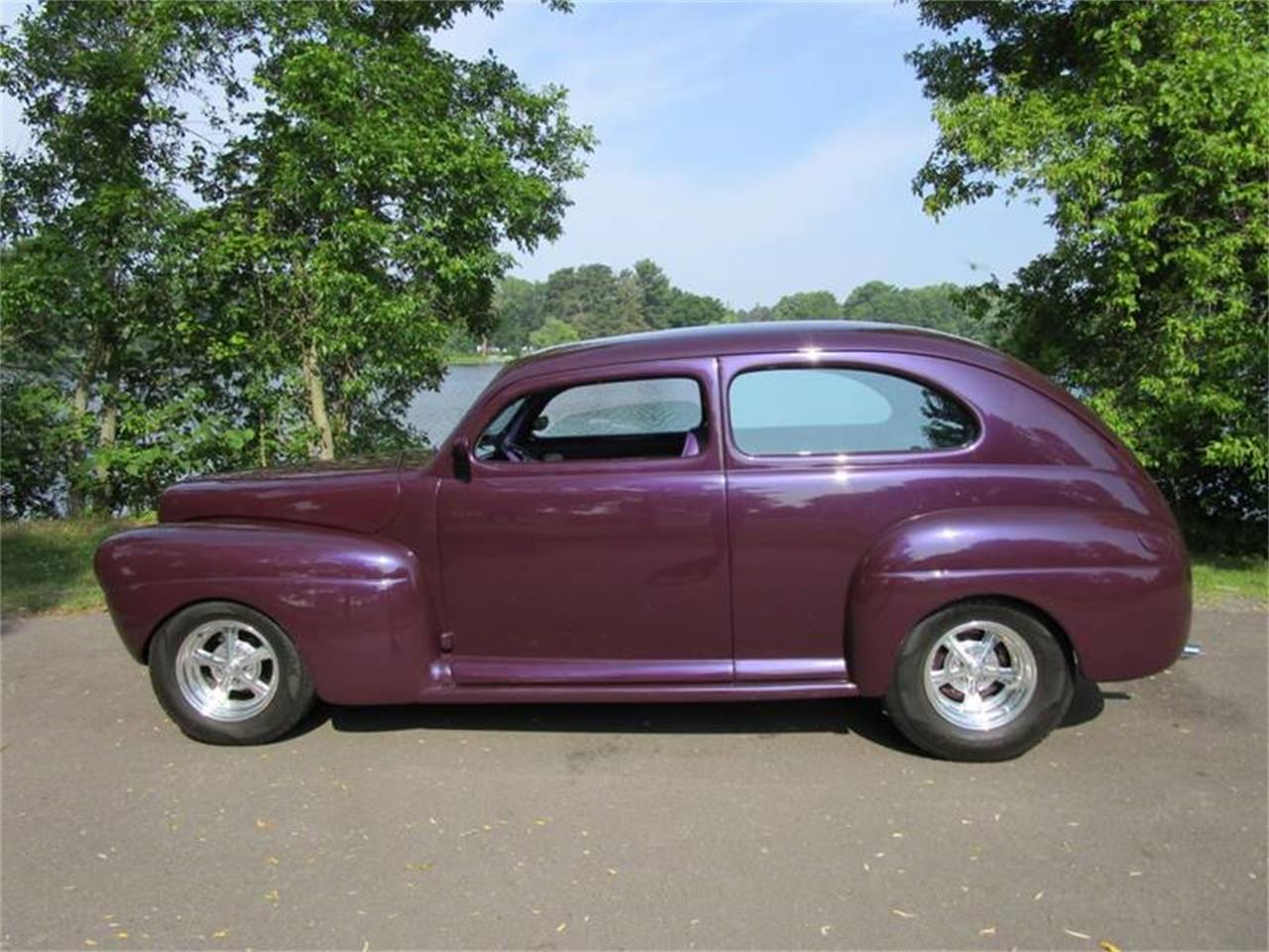 Large Picture of Classic 1941 Ford Super Deluxe located in Stanley Wisconsin - QI5X