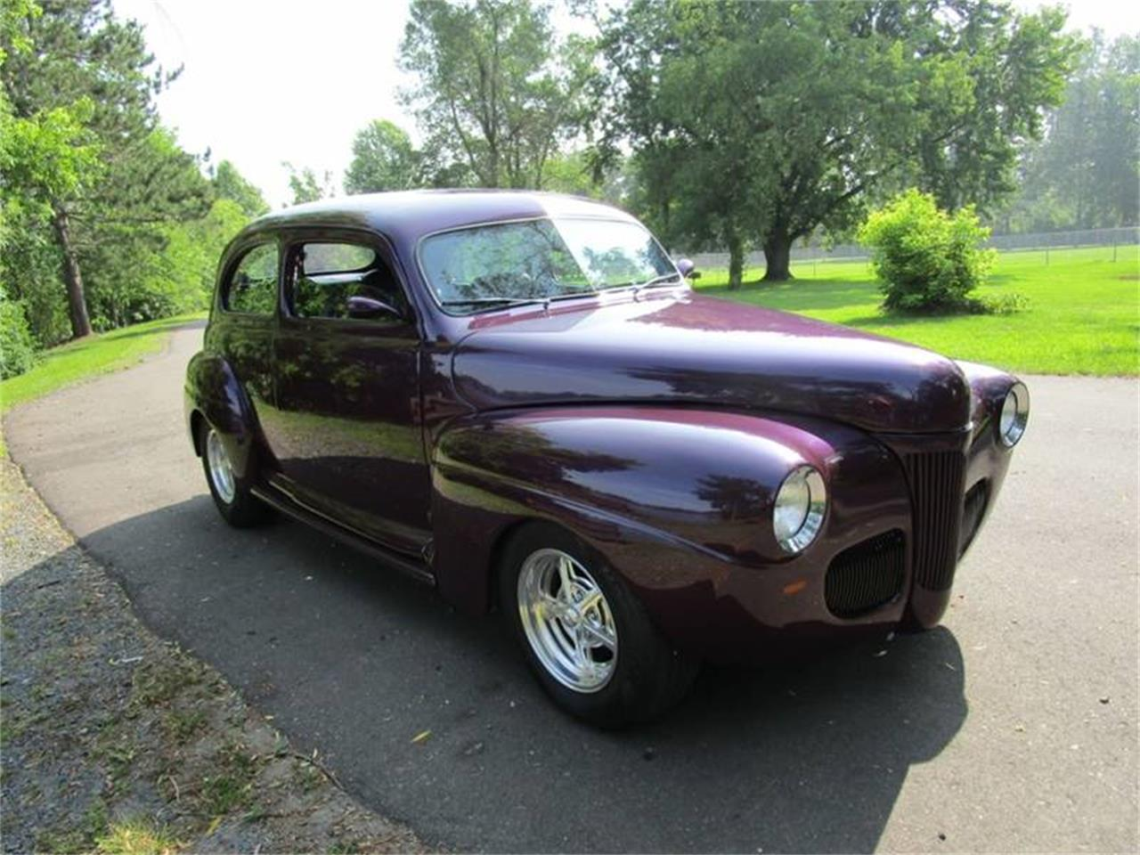 Large Picture of '41 Super Deluxe located in Stanley Wisconsin Offered by Cody's Classic Cars - QI5X