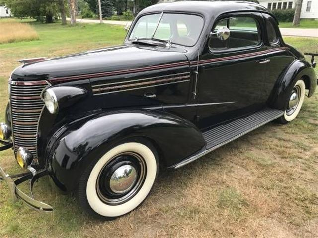 Picture of '38 Chevrolet Coupe - QI6A