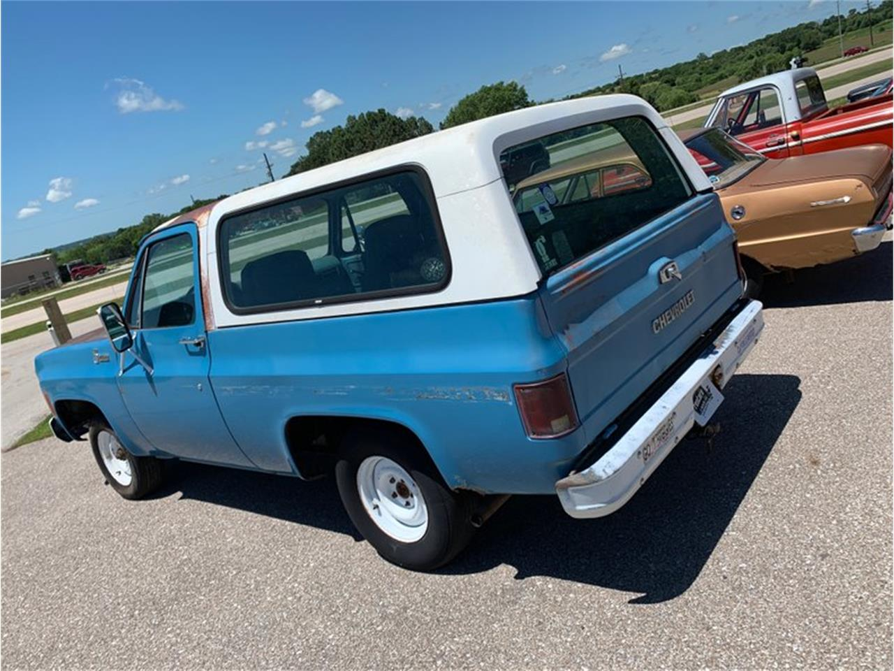 Large Picture of '79 Blazer - QI6B