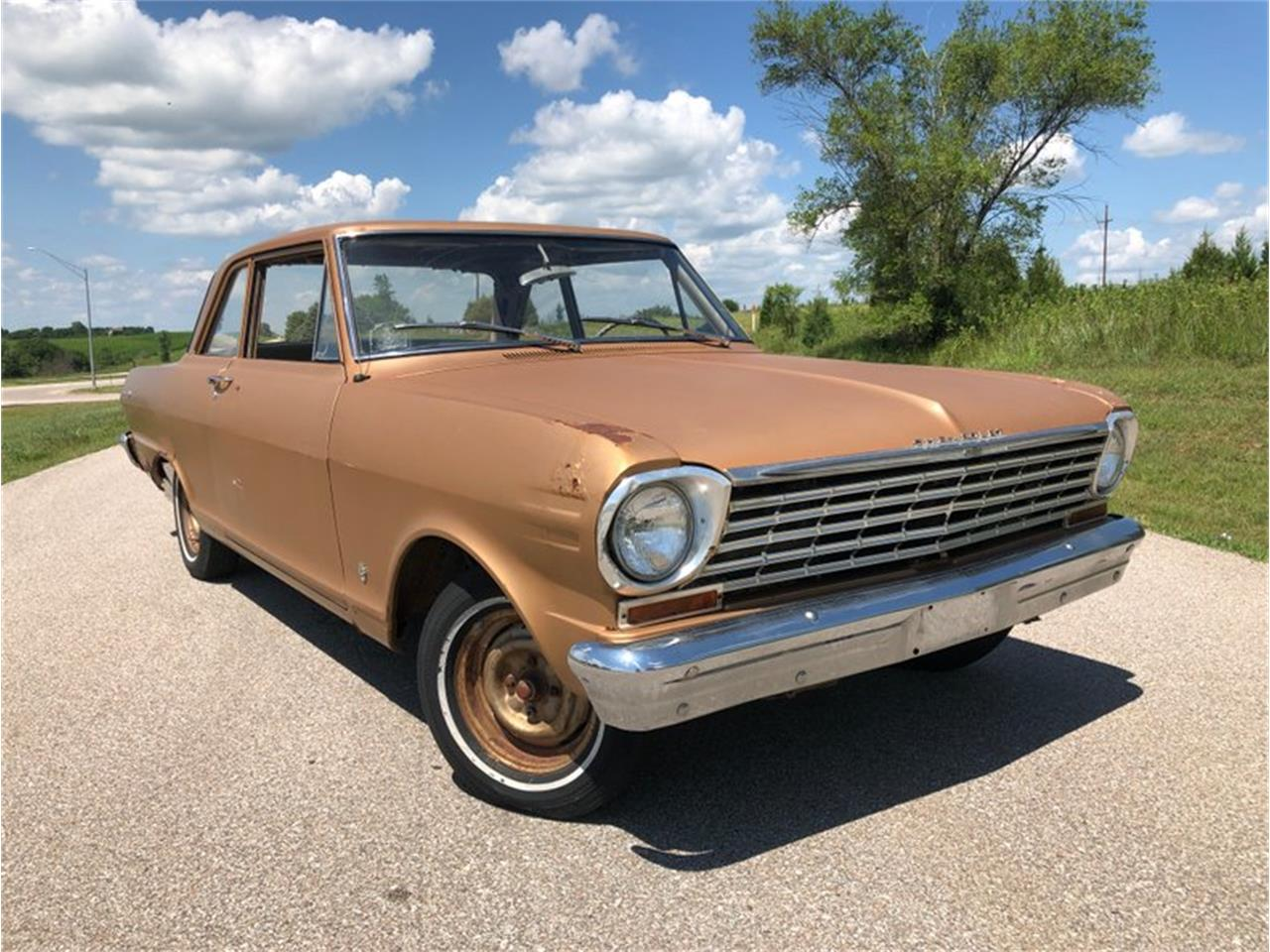 Large Picture of '63 Chevy II - QI6C