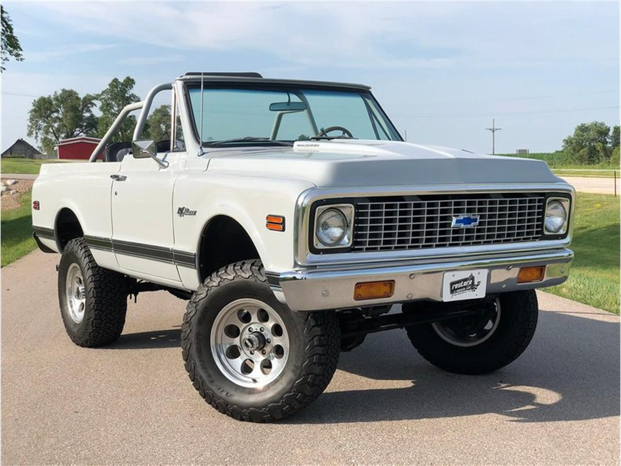 Large Picture of '71 Blazer - QI6K