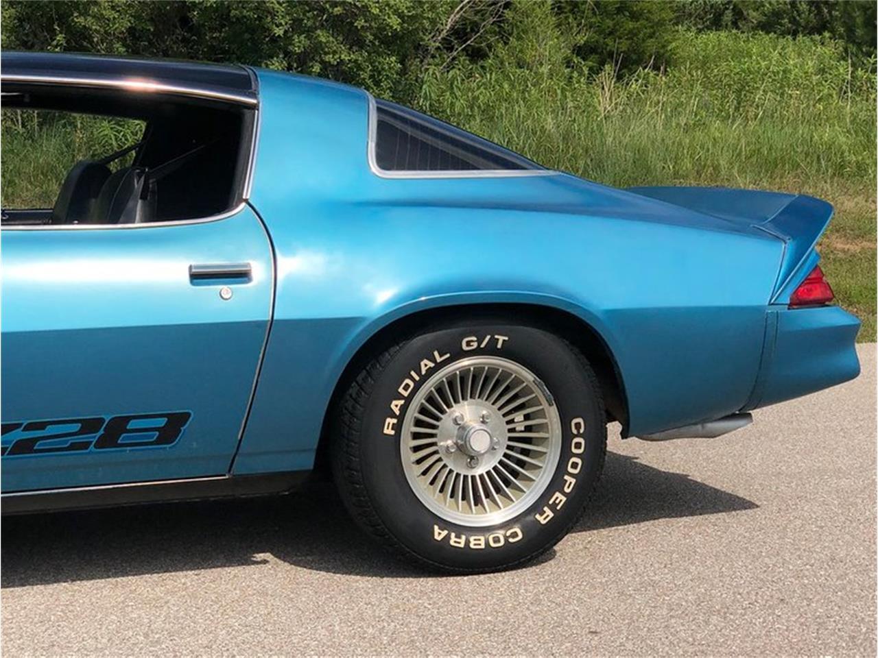 Large Picture of '79 Camaro - QI6L