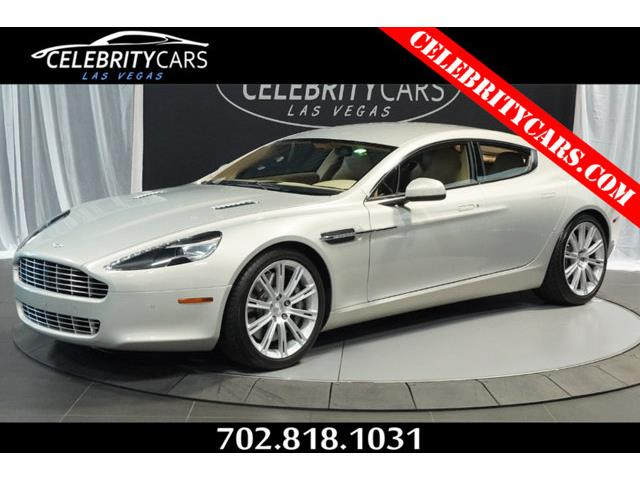 Picture of '11 Rapide - QI6R