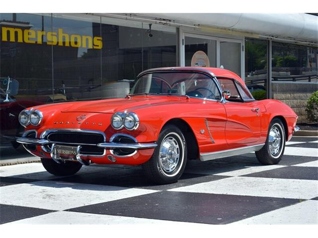 Picture of '62 Corvette - QI6U
