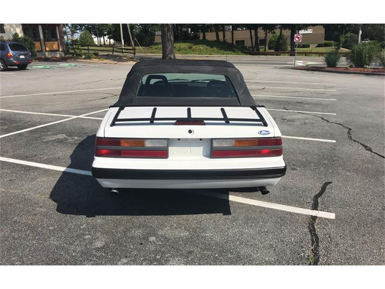 Large Picture of '86 Mustang - QI73