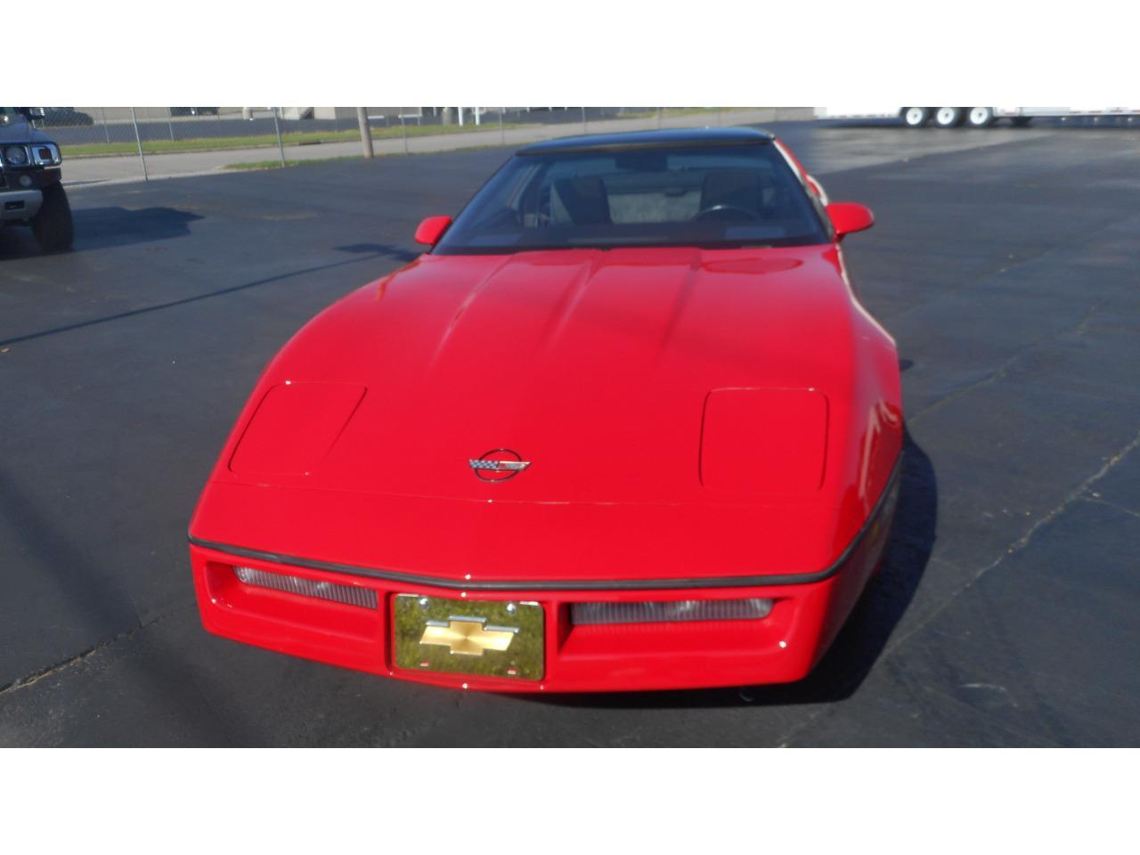 Large Picture of '85 Corvette located in Greenville North Carolina - QI76
