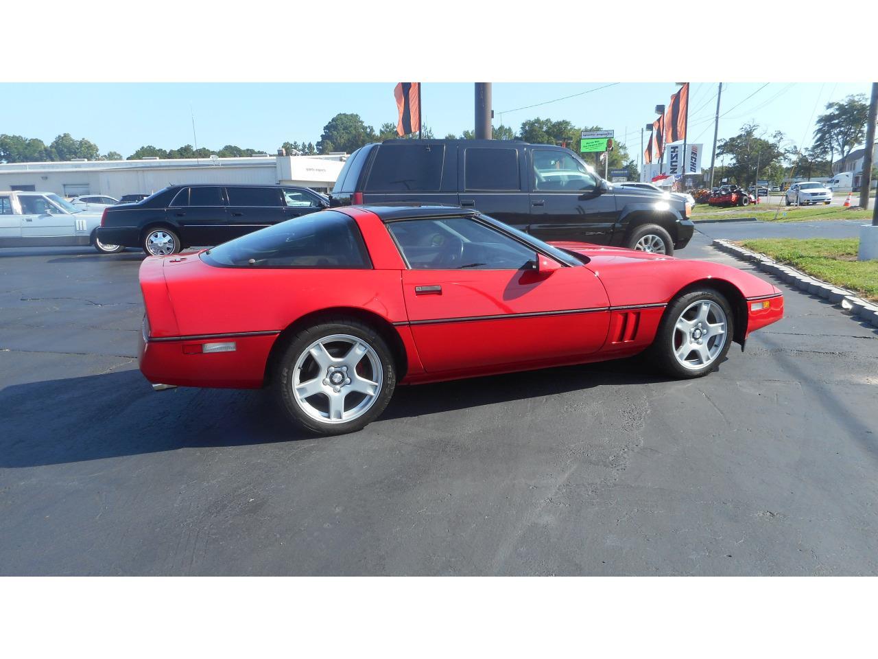 Large Picture of 1985 Corvette located in Greenville North Carolina - $6,999.00 - QI76