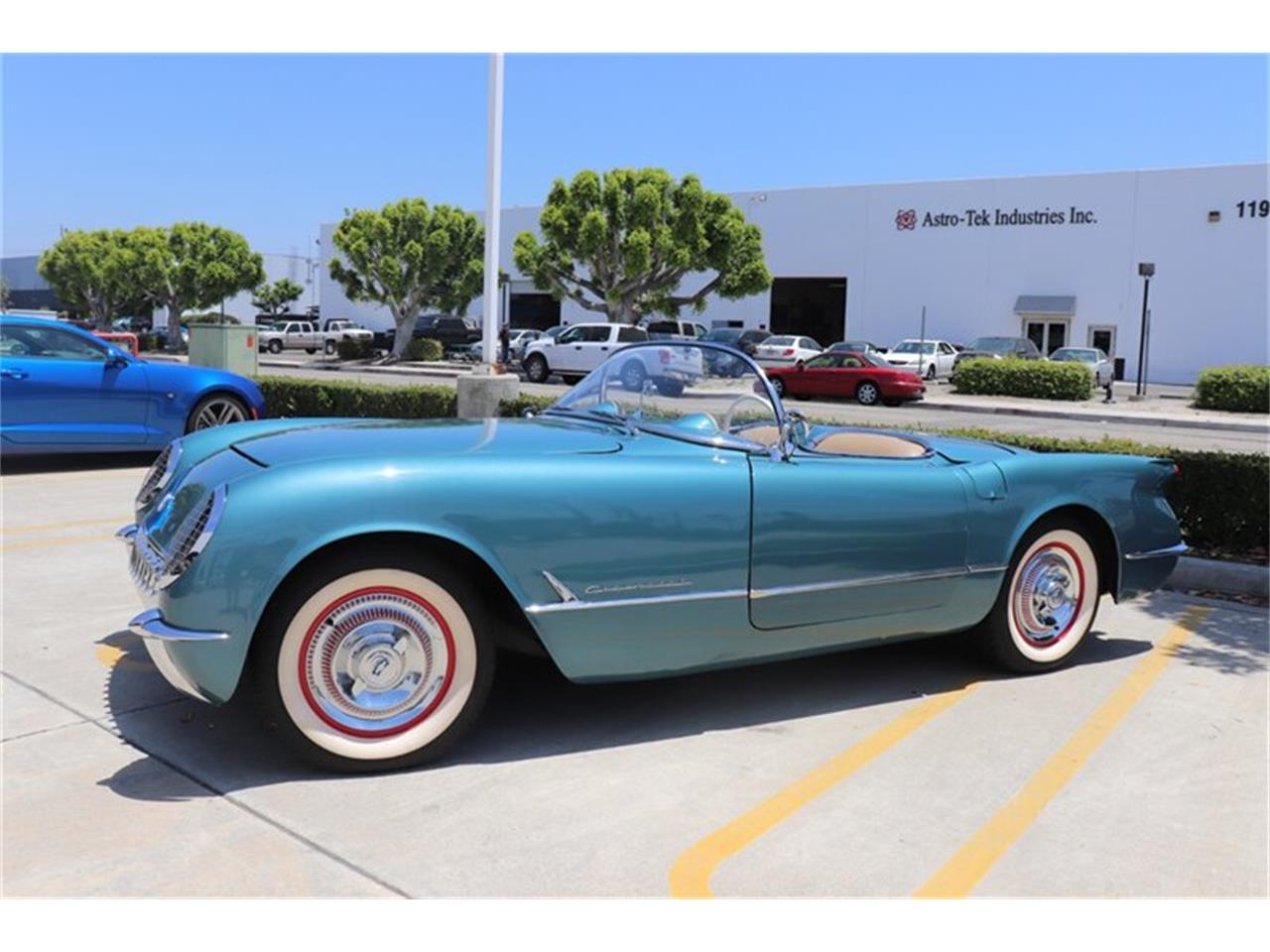 Large Picture of '54 Corvette - QI7D