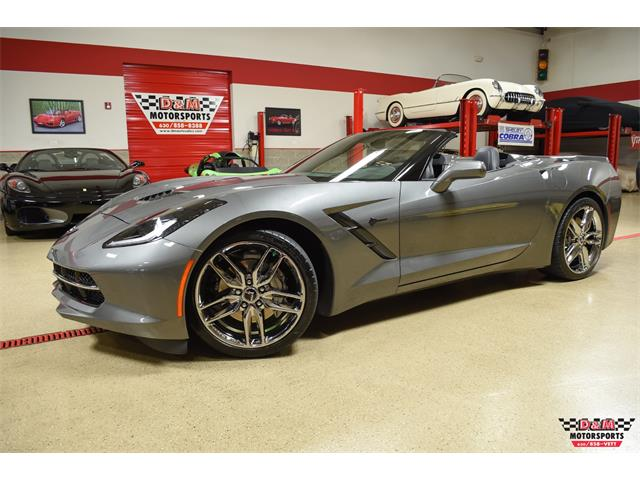 Picture of 2015 Chevrolet Corvette located in Glen Ellyn Illinois Offered by  - QI7J