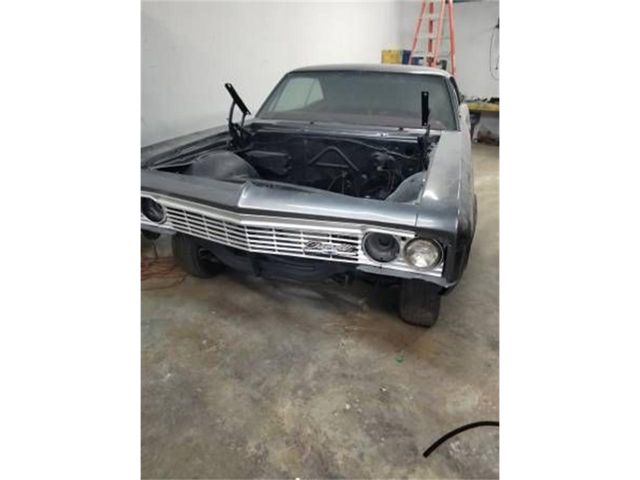 Large Picture of 1966 Impala located in Michigan - QI80