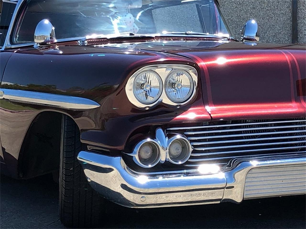 Large Picture of '58 Impala - QI89
