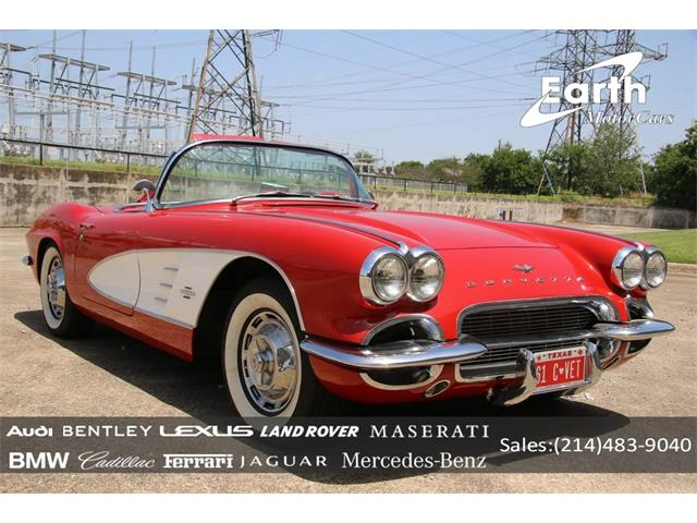 Picture of '61 Corvette - QI8E