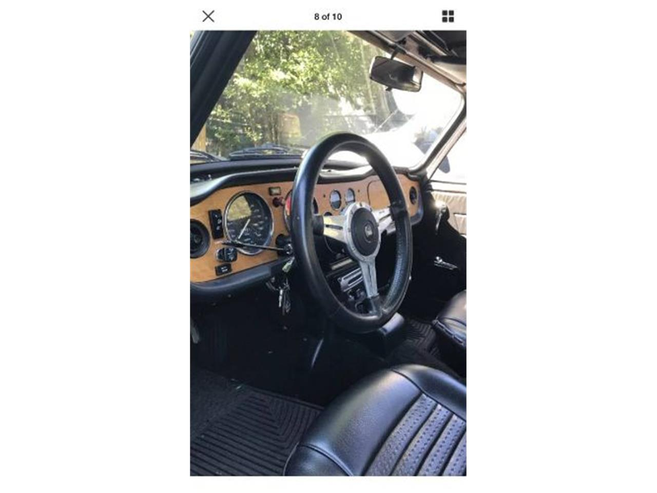 Large Picture of '73 TR6 - QI8N