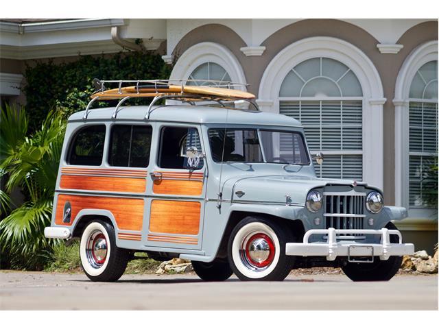 Picture of '53 Jeep Wagon - QD4J