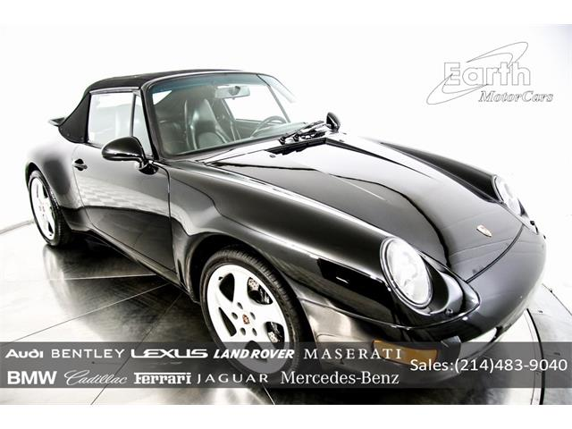 Picture of '95 Porsche 911 located in Texas - $45,995.00 Offered by  - QI8Y