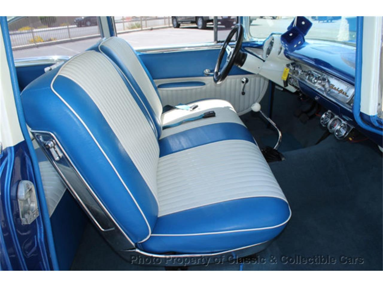 Large Picture of '57 Chevrolet Bel Air - $26,500.00 Offered by Classic and Collectible Cars - QI9N