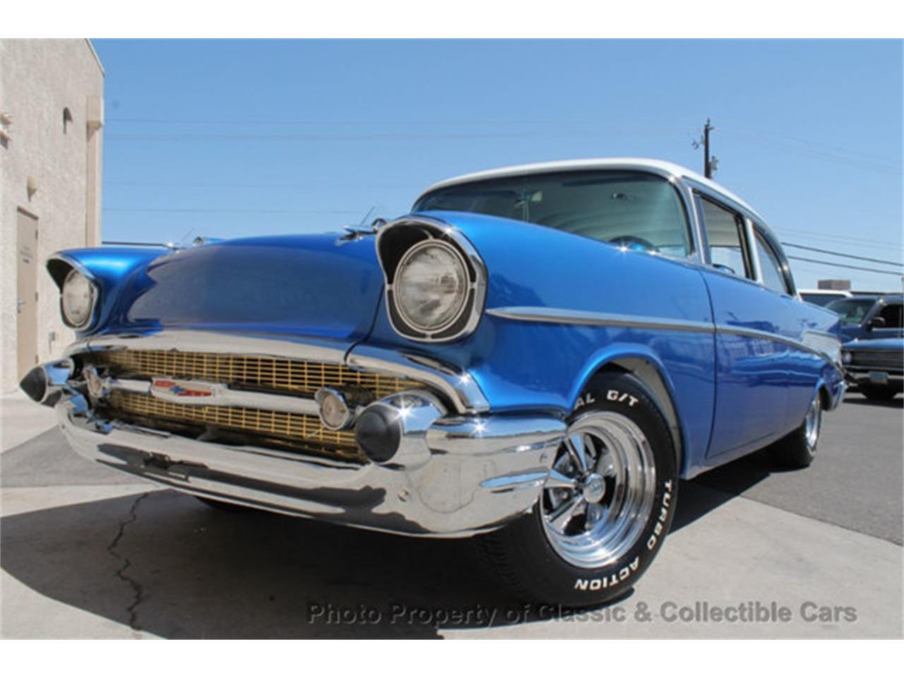 Large Picture of Classic '57 Chevrolet Bel Air located in Las Vegas Nevada - QI9N