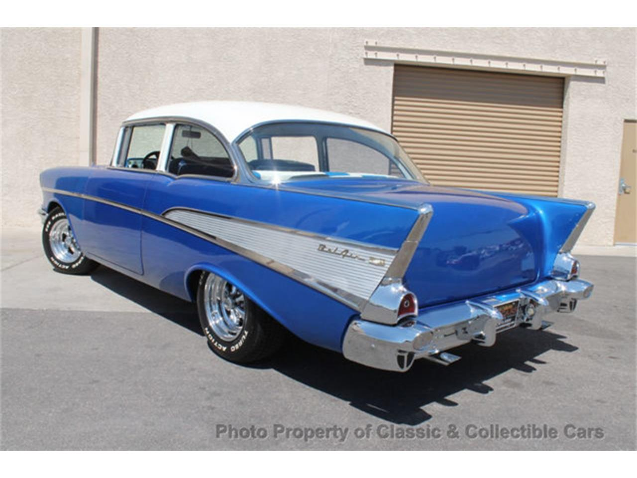 Large Picture of Classic 1957 Chevrolet Bel Air - QI9N