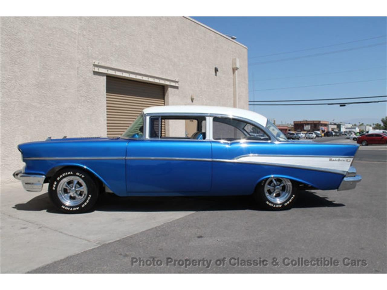 Large Picture of 1957 Bel Air - $26,500.00 Offered by Classic and Collectible Cars - QI9N