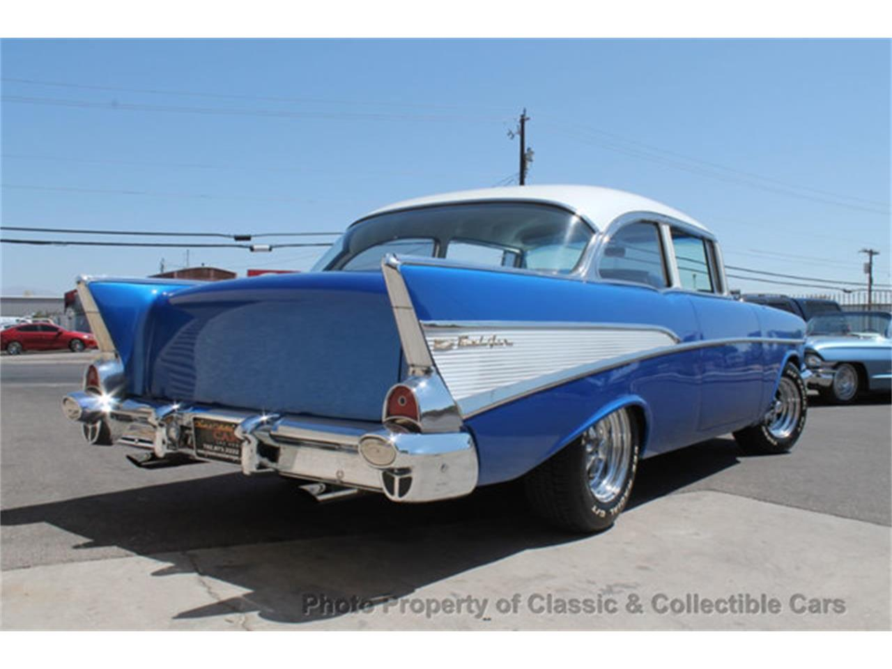 Large Picture of Classic 1957 Bel Air - $26,500.00 Offered by Classic and Collectible Cars - QI9N