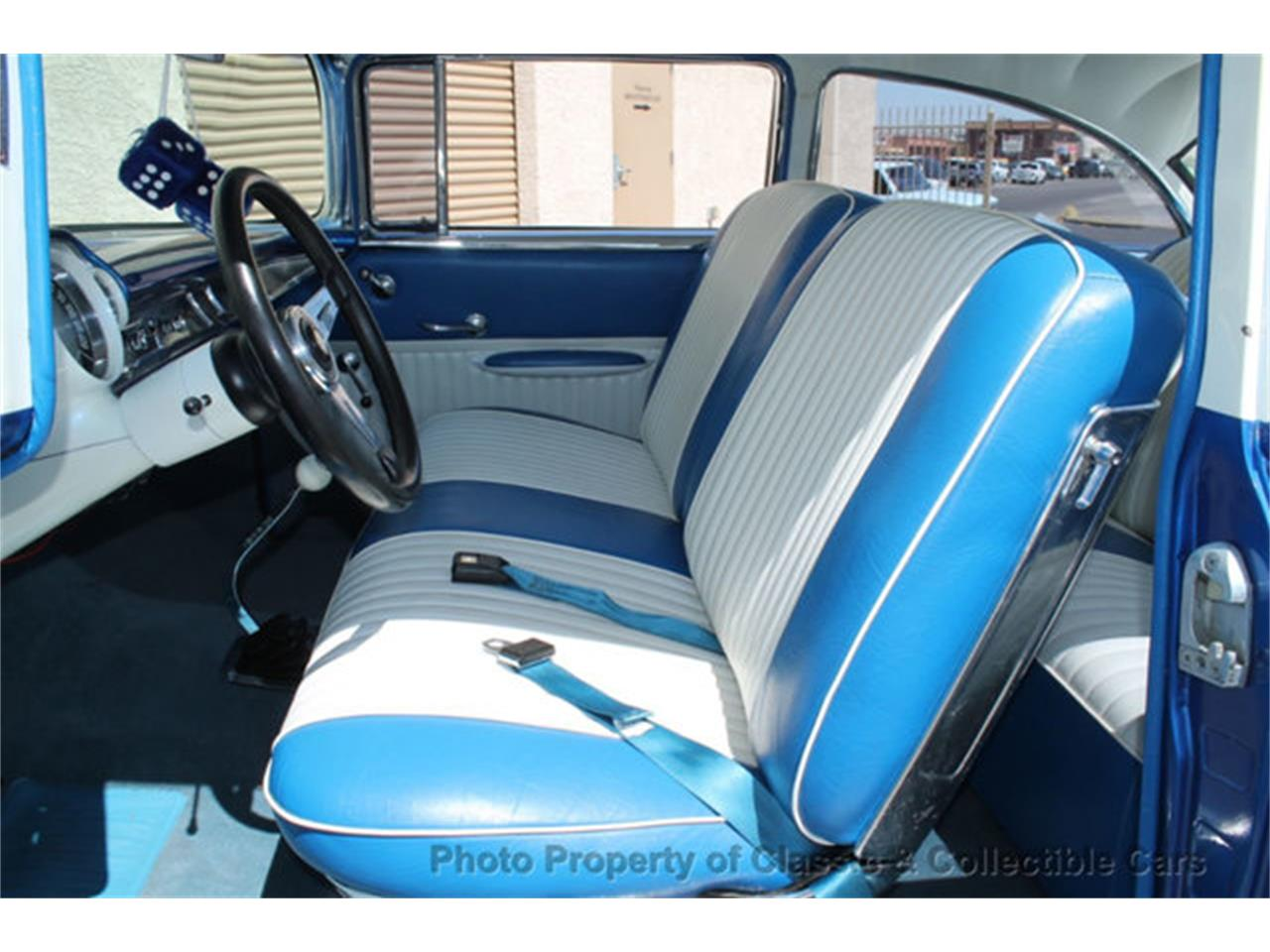Large Picture of Classic '57 Chevrolet Bel Air located in Las Vegas Nevada Offered by Classic and Collectible Cars - QI9N