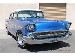 Picture of '57 Chevrolet Bel Air located in Las Vegas Nevada - $26,500.00 Offered by Classic and Collectible Cars - QI9N
