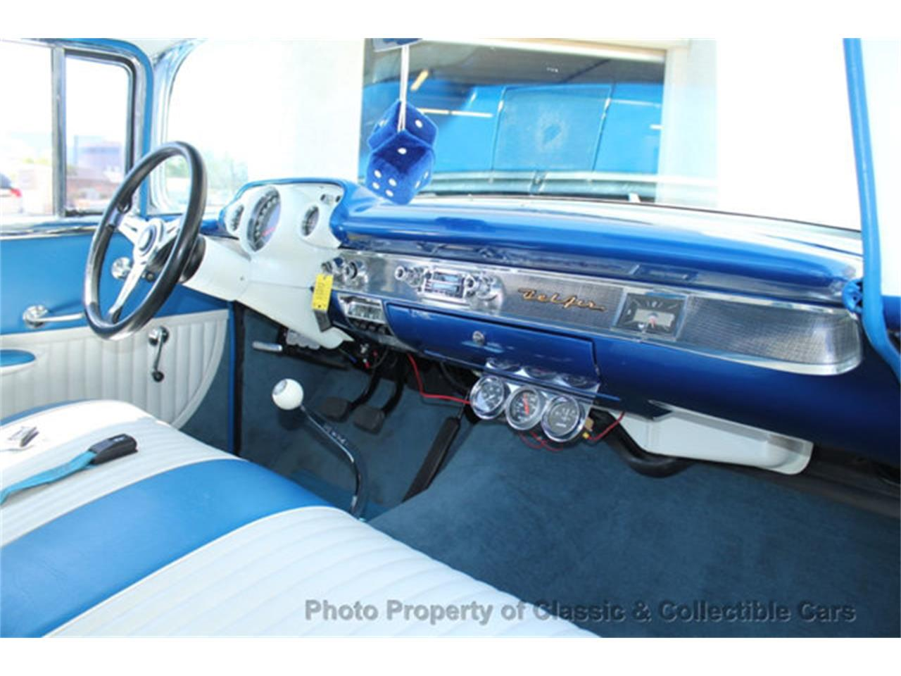 Large Picture of Classic '57 Chevrolet Bel Air Offered by Classic and Collectible Cars - QI9N