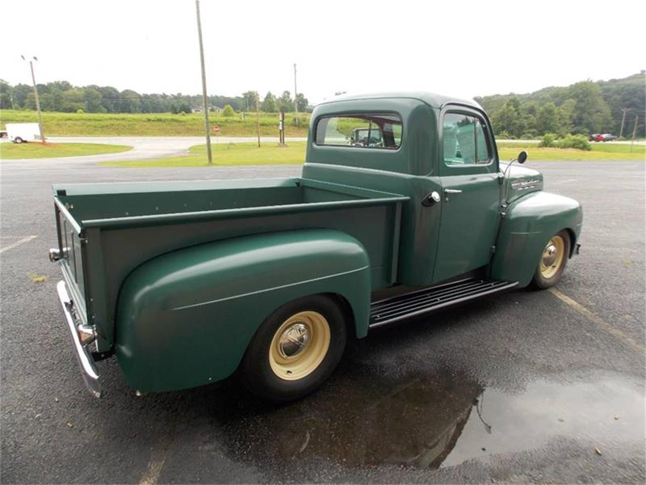 Large Picture of Classic '51 Ford F100 located in Georgia - QI9P