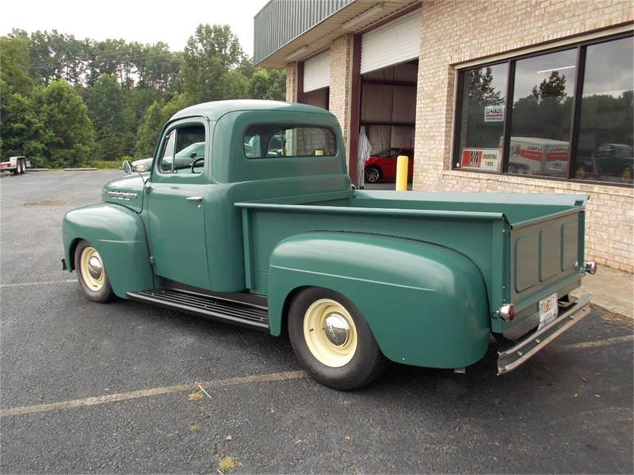Large Picture of Classic 1951 Ford F100 - $44,900.00 Offered by Georgia Mountain Classic Cars - QI9P