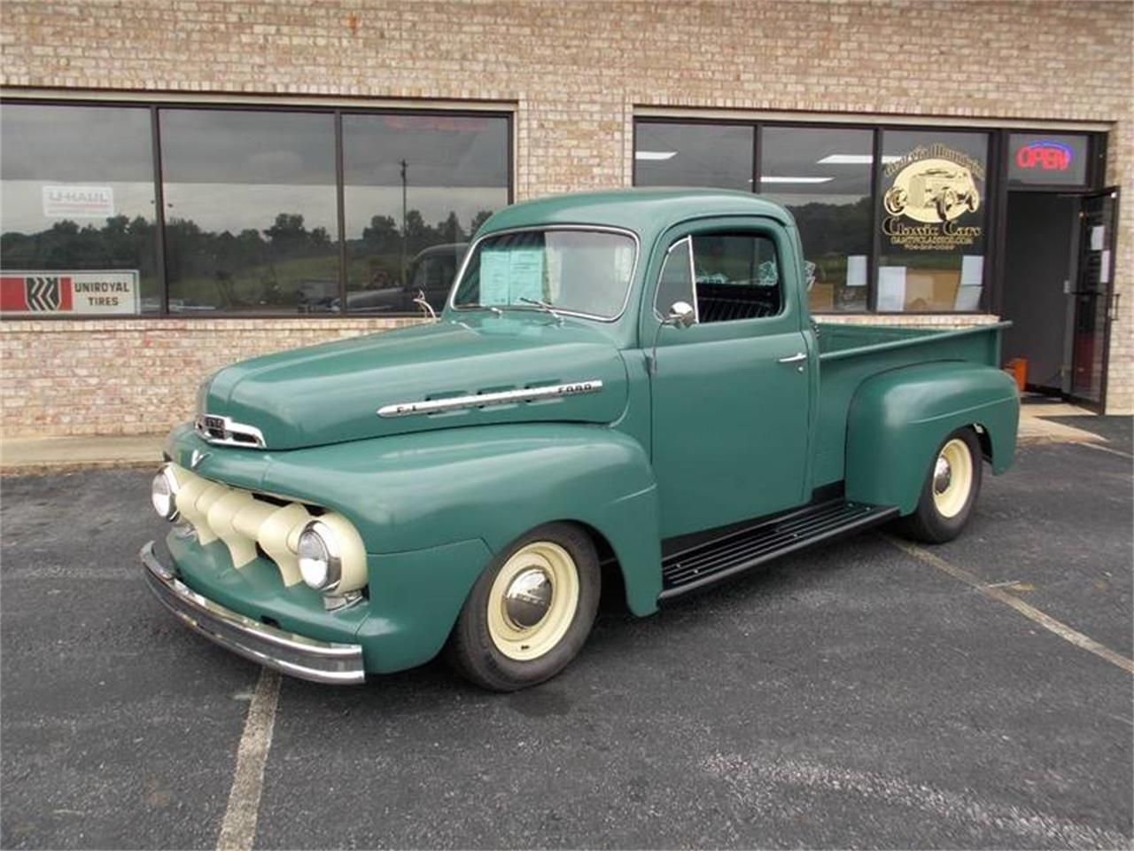 Large Picture of '51 F100 - $44,900.00 Offered by Georgia Mountain Classic Cars - QI9P