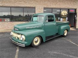 Picture of Classic '51 Ford F100 located in Cleveland Georgia - $44,900.00 Offered by Georgia Mountain Classic Cars - QI9P
