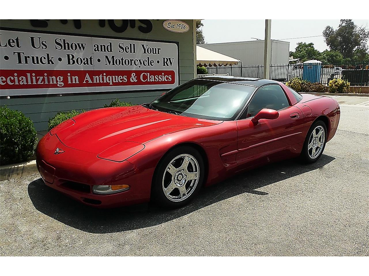 Large Picture of 1997 Corvette - $21,995.00 Offered by Play Toys Classic Cars - QDLE