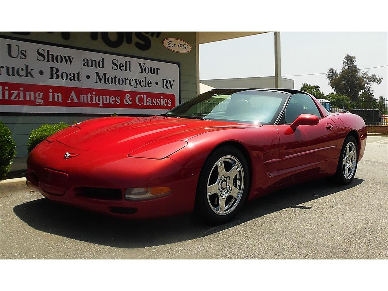 Large Picture of '97 Corvette located in California - $21,995.00 - QDLE