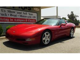 Picture of 1997 Chevrolet Corvette - QDLE