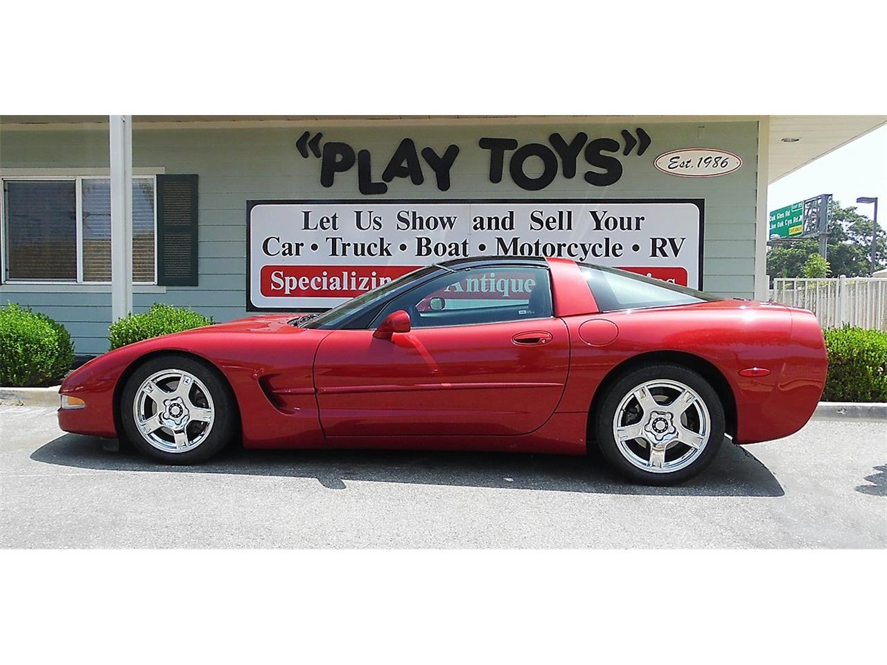 Large Picture of 1997 Corvette located in Redlands California - QDLE