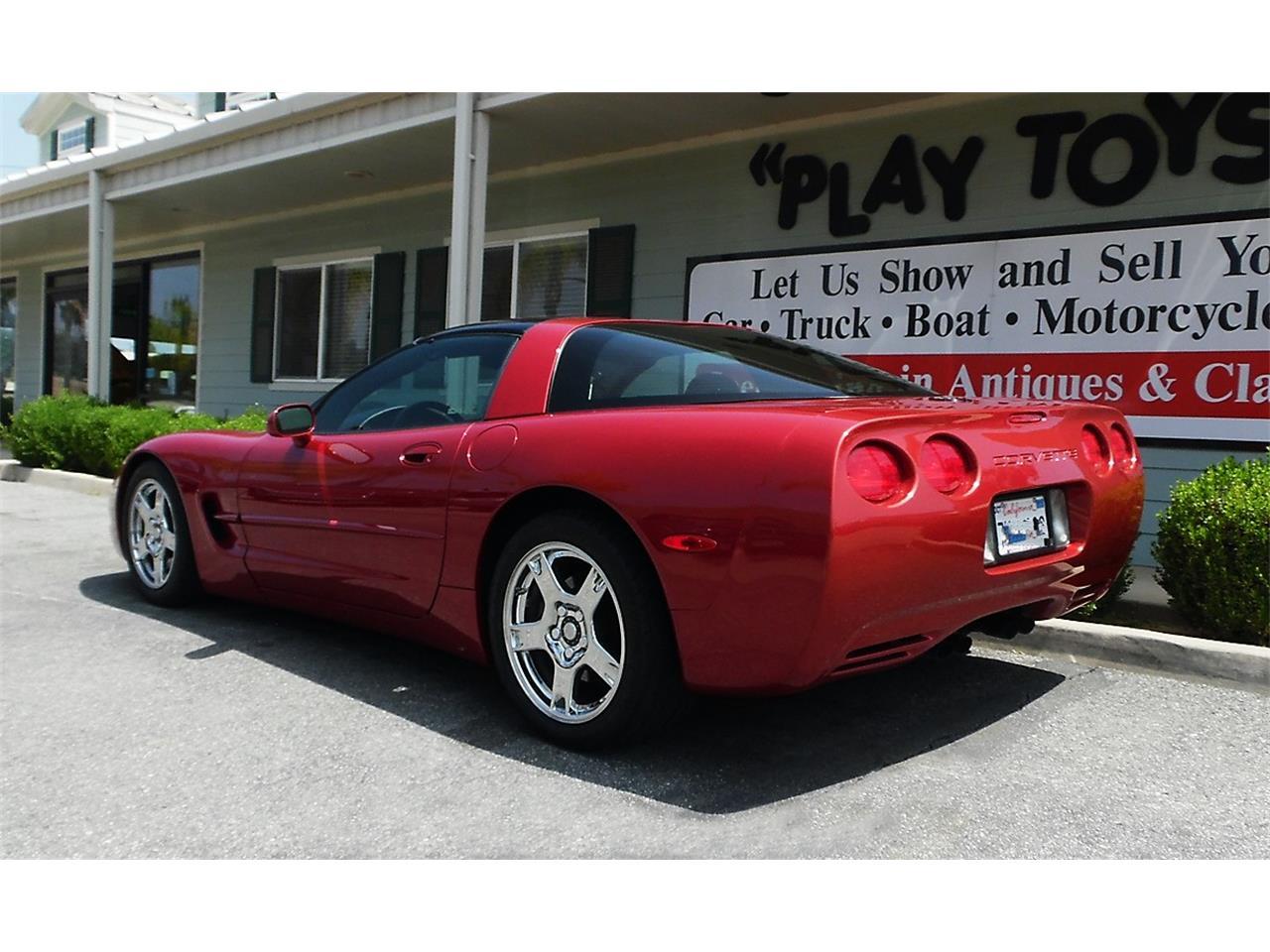 Large Picture of 1997 Chevrolet Corvette - $21,995.00 - QDLE