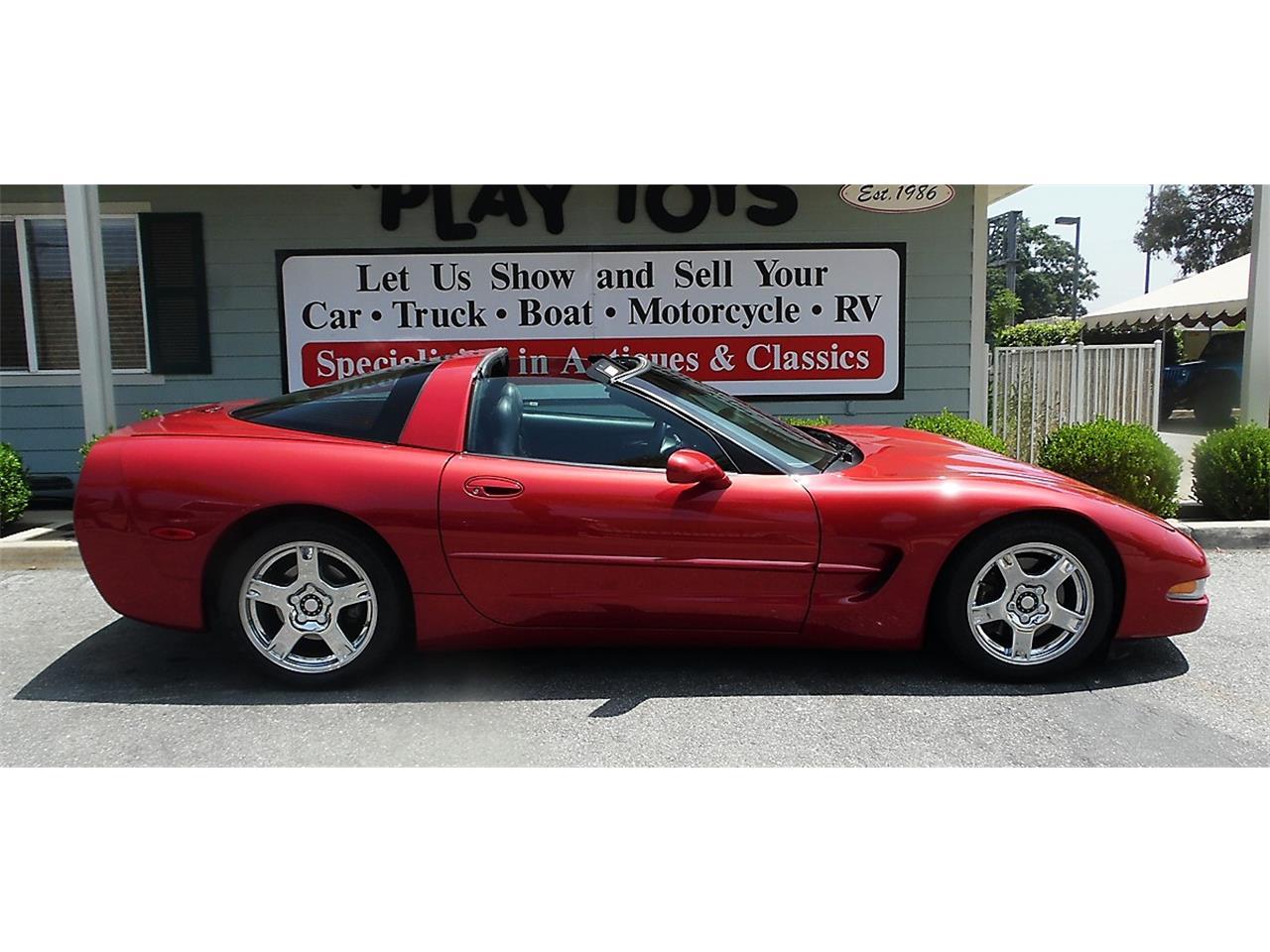 Large Picture of '97 Chevrolet Corvette - QDLE