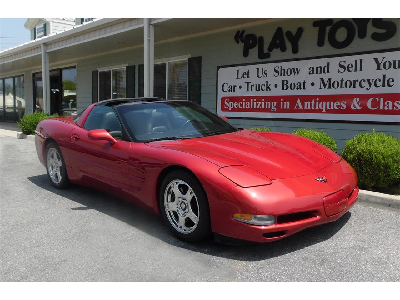 Large Picture of '97 Chevrolet Corvette located in California - $21,995.00 - QDLE