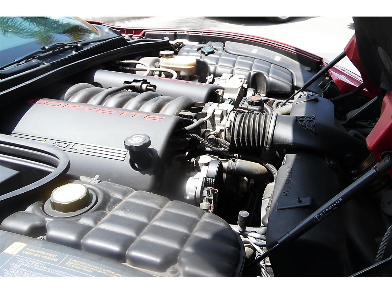 Large Picture of '97 Corvette - QDLE