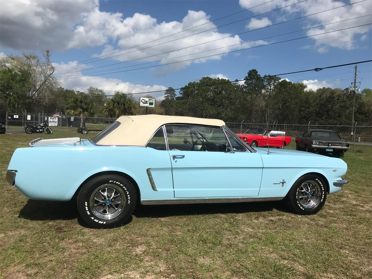 Large Picture of '64 Mustang - QIAP