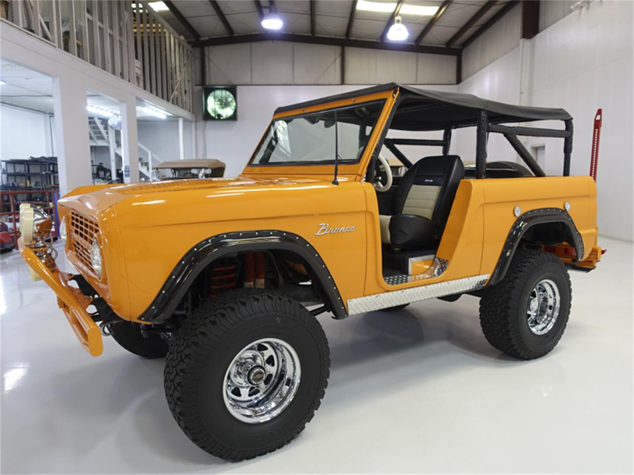 Large Picture of 1967 Ford Bronco located in Missouri - QIAT